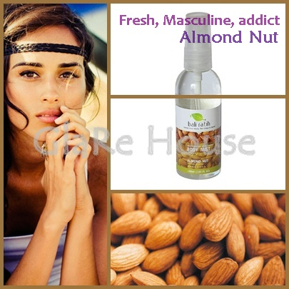 Bali Ratih Body Mist Almond Nut