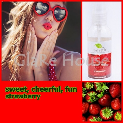 Bali Ratih Body Mist Strawberry