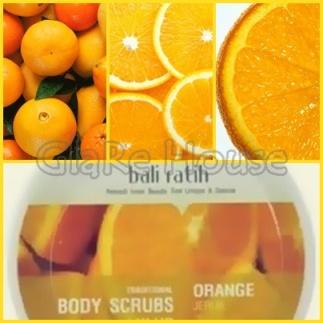 bali ratih orange