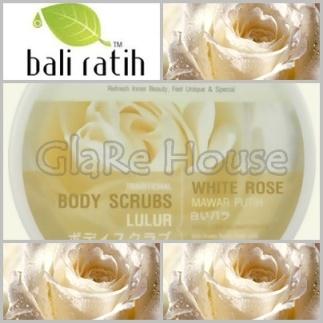 bali ratih white rose