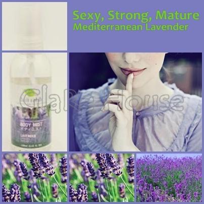 Bali Ratih Body Mist Lavender