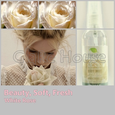 Bali Ratih Body Mist White Rose
