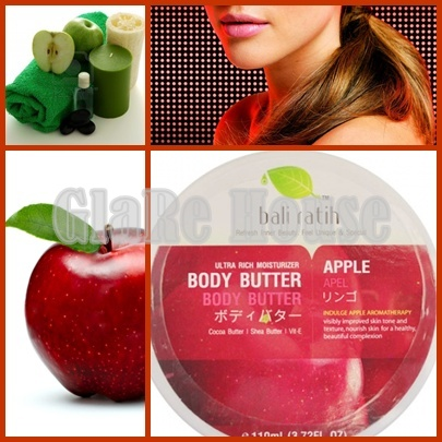 Bali Ratih Body Butter Apple
