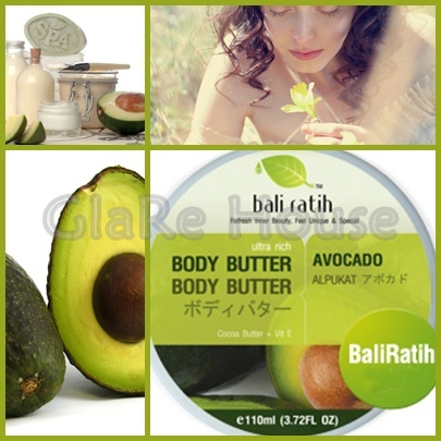 Bali Ratih Body Butter Avocado