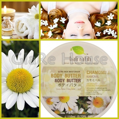 Bali ratih Body Butter Chamomile