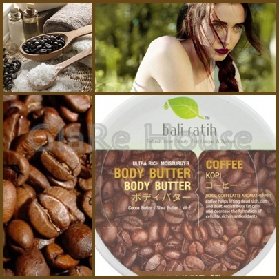 Bali Ratih Body Butter Coffee