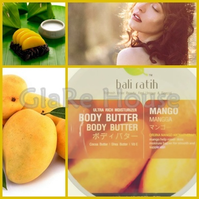 Bali Ratih Body Butter Manggo