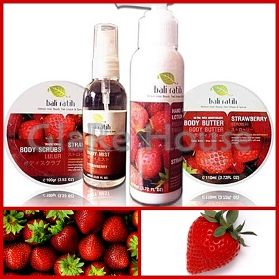 Bali Ratih Strawberry