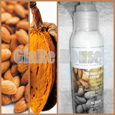 Bali Ratih Body Lotion Almond Nut