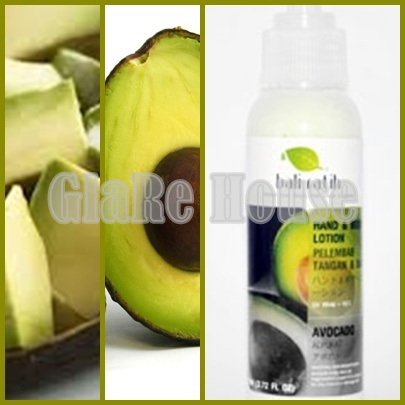 Bali Ratih Body Lotion Avocado