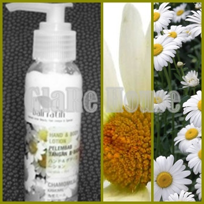Bali Ratih Body Lotion Chamomile