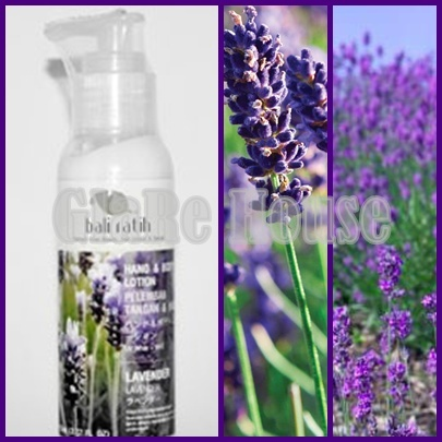 Bali Ratih Body Lotion Lavender