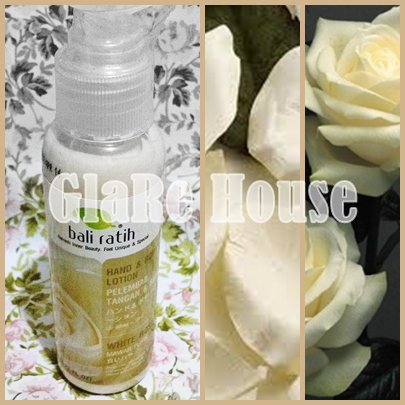 Bali Ratih Body Lotion White Rose