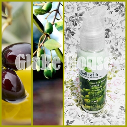 Bali Ratih Body Lotion Olive