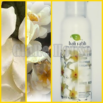Bali Ratih Body Lotion White Musk