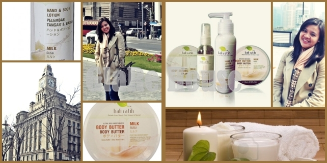 Bali Ratih Milk