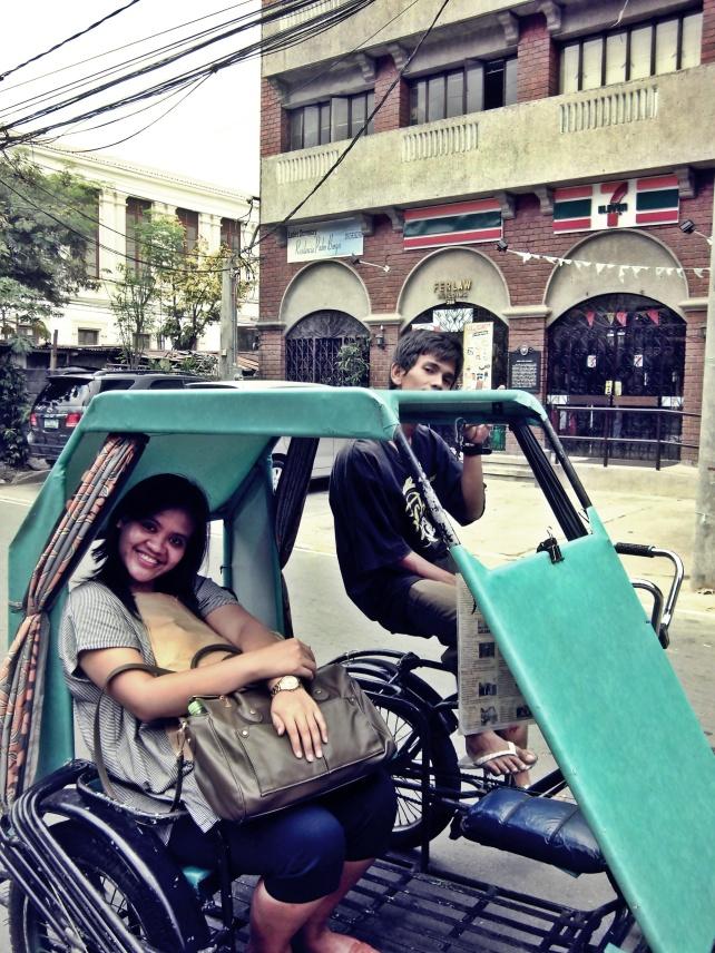 Bali Ratih goes to Manila