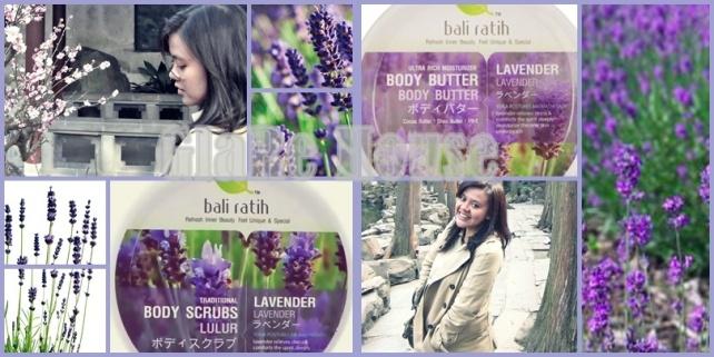 Bali Ratih Lavender