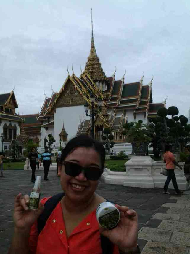 Bali Ratih, Artie, Grand Palace